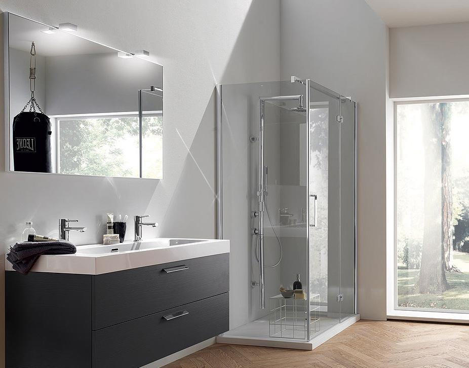 lampadari moderni bagno : 30 . Lampadari Da Bagno Ikea: Piastrelle bagno bianche. I lampadari ...